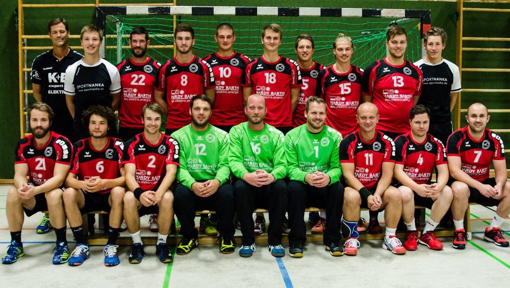 Mannschaftsfoto-Herren-II-Saison-2016-2017