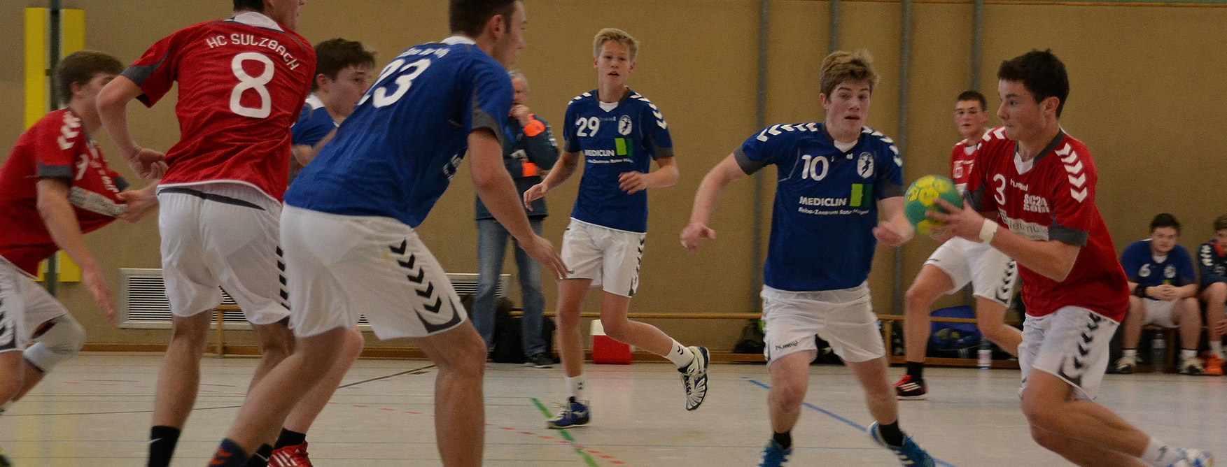 HC-Sulzbach-Handball-Jugend