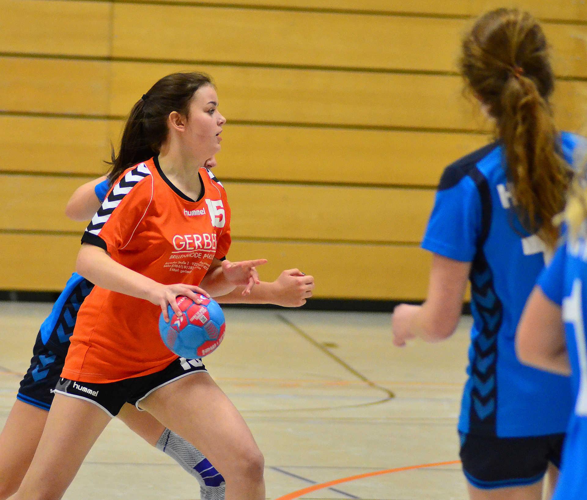 sulzbach rosenberg handball