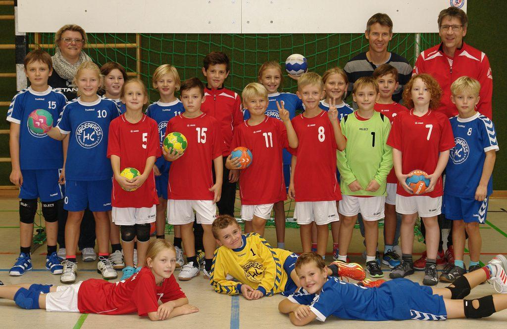 HC Sulzbach E-Jugend