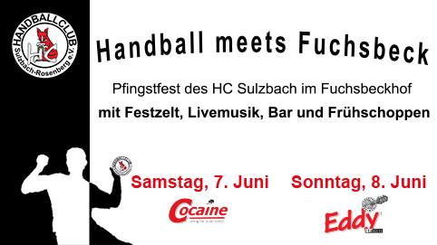 Handball meets Fuchsbeck